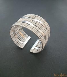More about Bracelet ethnique en argent filigrane