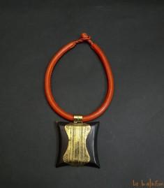 collier africain original