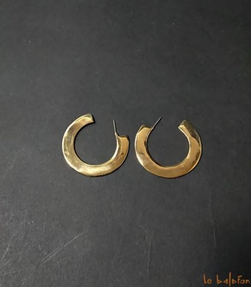 Boucles d'oreilles ethnique