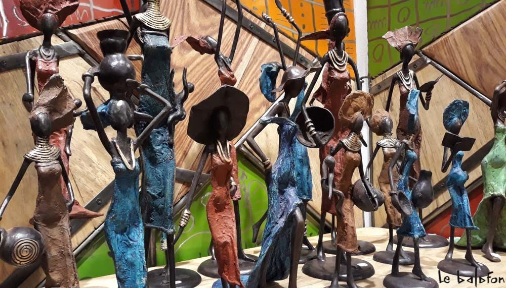 Nouvelle collection de sculptures en bronze